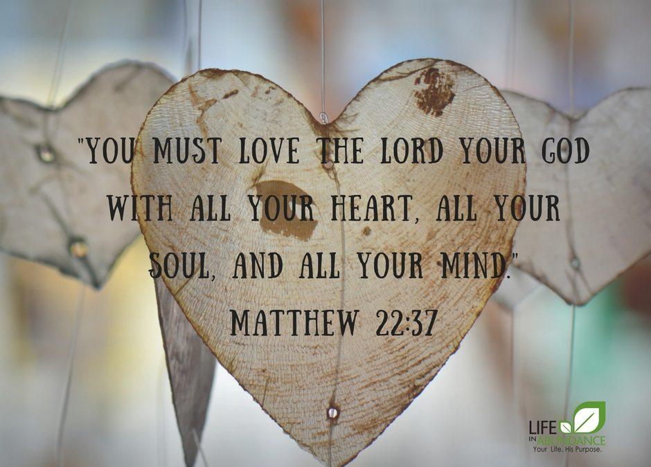 A Christ-Like Life