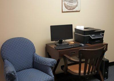 Client Work Station