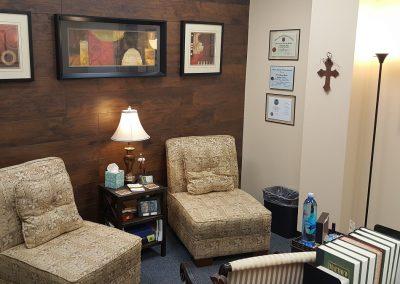 Stephanie Baker's Office