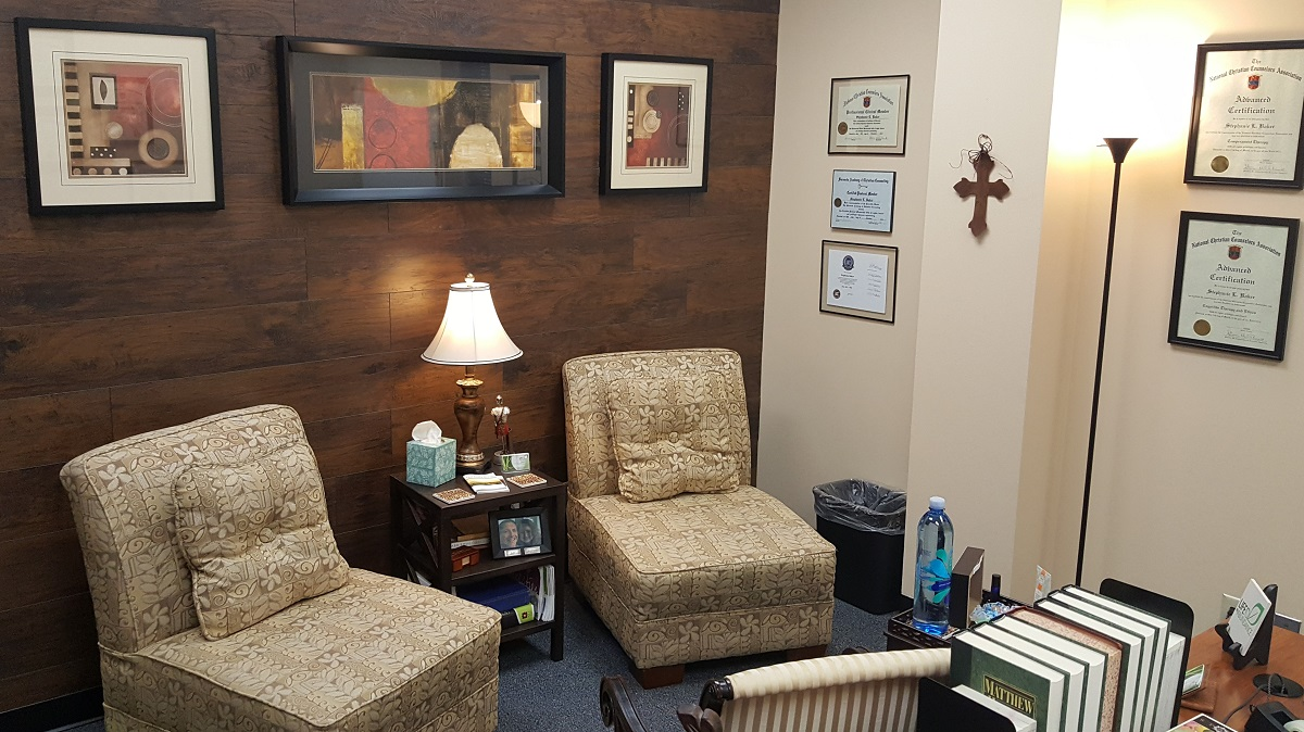 Stephanie Baker's Office